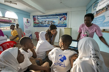 Tigo CEO encourages more girls to study ICT