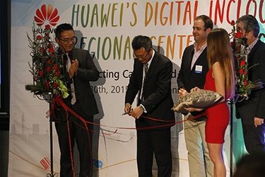 Huawei launches Africa's first Digital inCloud centre