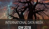 International data week closes on a high note