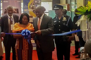 Ghana's Vice President opens MOBEX15 in Accra