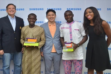 "Winners emerge in Samsung's ""Inspire Bigger Dreams"" campaign"