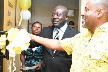 MTN Ghana Foundation provides 100 Computers to Takoradi Technical University