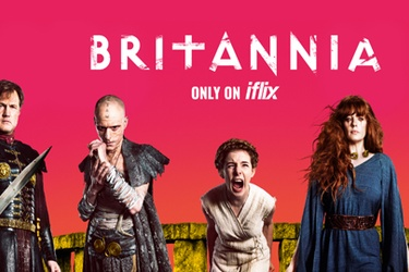 Sky's most anticipated drama Britannia available exclusively on iflix