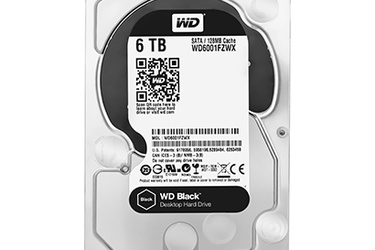 WD expands performance level desktop hard drives to 6 TB