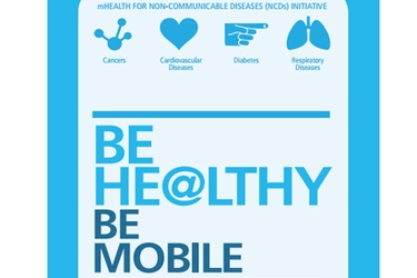 New partners join ITU's Be He@lthy, Be Mobile initiative
