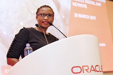 Kholiwe Makhohliso, Country Leader Oracle South Africa