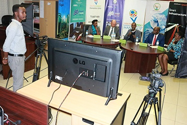 Minister urges Rwandan girls to enter ICT careers
