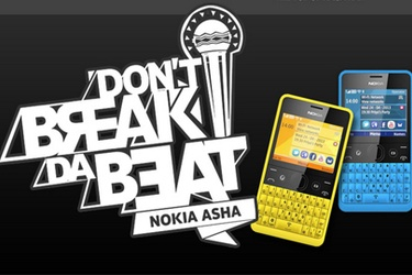 Nokia Don't Break Da Beat competition now in West Africa