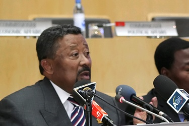 OAC Chairperson Jean Ping