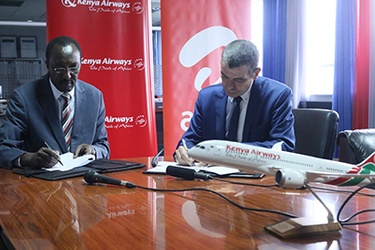 Airtel Africa, Kenya Airways sign pan-African CSR partnership