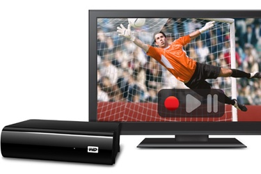 WD enables consumers to instantly record and playback movies and TV programmes