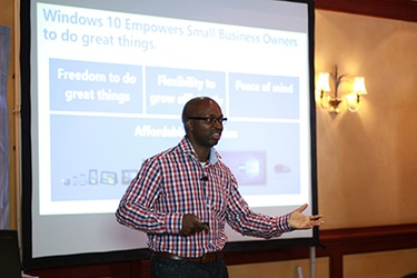 Microsoft unveils windows 10 in Kenya