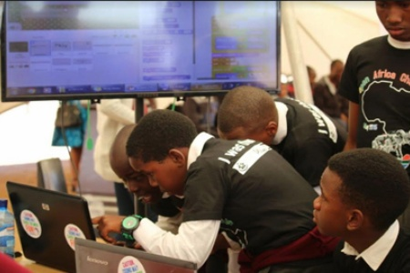 SAP Africa Code Week joins forces with Botswana government, schools and NGOs to build capacity