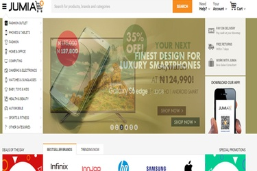 Jumia: cards unpopular in Kenyan online shopping