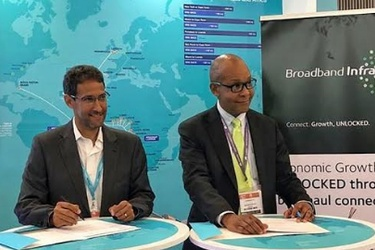 Angola Cables, Broadband Infraco MoU opens gateway to improved internet connectivity for Africa