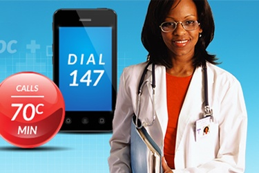 Econet launches Dial a Doc