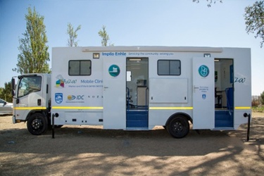 Philips, Rhiza Foundation pilot Mobile Clinic