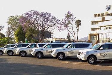 Nissan parades 'ICT built' brand in Malawi