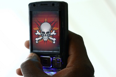 Zambia clamps down on phone spam