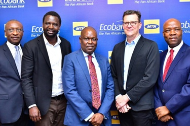 Ecobank Group, MTN to deepen financial inclusion across Africa