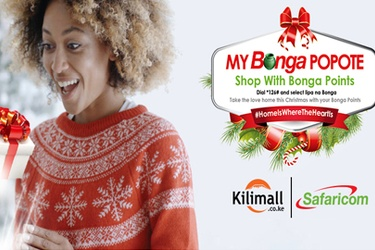 Kilimall partners with Safaricom on Bonga Points payment