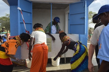 IBM Researchers in Africa Helping to Harness Safe Water for Remote Parts of Kenya