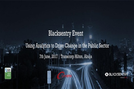 Layer3's BlackSentry to hold Data Analytics event in Abuja