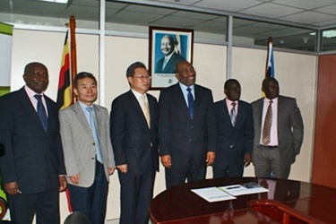 Uganda e-gov master plan handed over