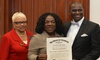 Georgia Legislative Black Caucus confers Honourary Citizenship on Airtel CEO