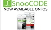 SnooCODE addressing app released for iOS