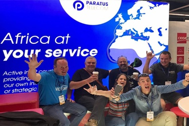 Paratus Telecom attracts global attention