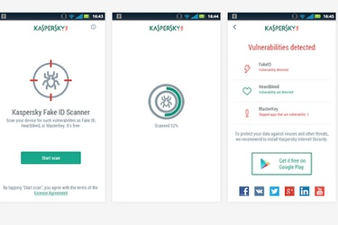Kaspersky Lab launches free app scanner for Android