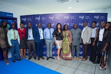 Communications Minister commends Tigo for business turnaround