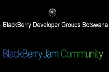 BlackBerry Jam heads to Botswana