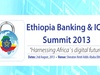 Ethiopia to stage regional Banking and ICT conference
