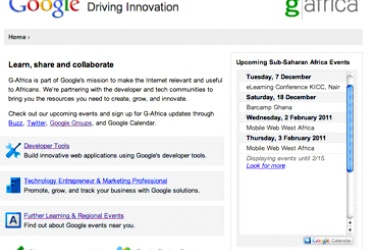 Google launches African developers' site