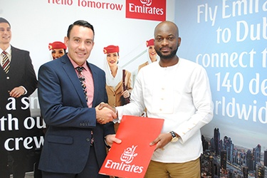 MTN Ghana, Emirates partner on special fares