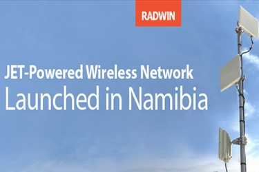 AfricaOnline Launches JET-Powered Wireless Network to Deliver Fast Broadband in Namibia