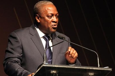 Ghana's President John Mahama says Africa's energy sector needs to be deregulated to improve power production and boost investme