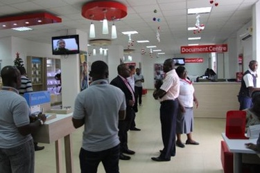 Vodafone Ghana rolls out ultra-modern outlets