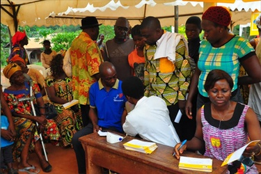 MTN Foundation, ASCOVIME provide proximity health care