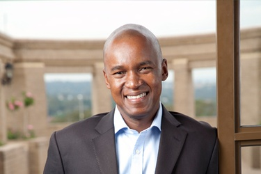 Dion Shango, CEO of PwC Southern Africa