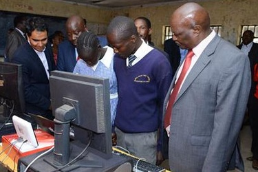 School children in Nakuru to learn more with Airtel's Free Internet for Schools programme