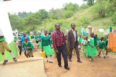 Safaricom Fountation hands KSh 10m in facilities to schools