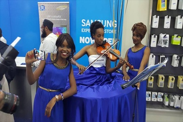 Samsung Electronics upgrades its Garden City Mall customer experience store