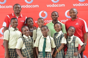 Vodacom seeks early exposure of kids to ICT