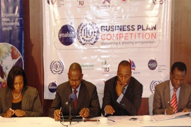 Judging underway in Enablis Business Plan contest