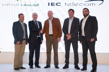 Yahsat, IEC Telecom Group in MoU on African opportunities