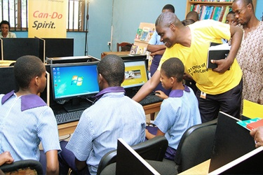 MTN kicks off employee volunteer programme with call to share knowledge