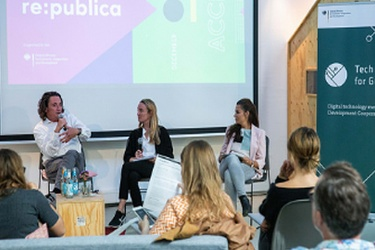 Europe's biggest digital conference presents highlights of the first re:publica in Accra
